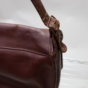 Coach Bags - Coach Vintage Made In NYC Shoulder Bag
